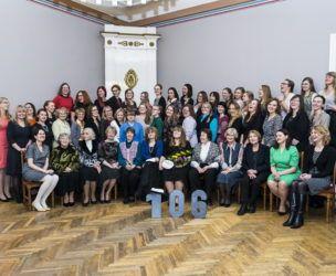 Eesti Naisüliõpilaste Seltsi 107. aastapäev